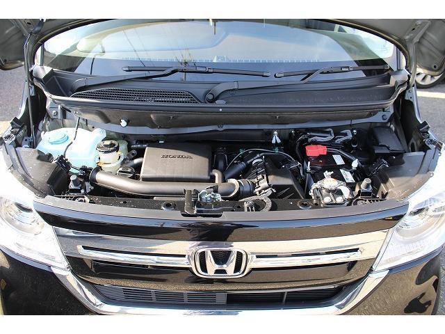 L 軽自動車 届出済未使用車 衝突被害軽減ブレーキ 両側スライドドア 片側パワースライドドア スマートキー プッシュスタート シートヒーター ベンチシート(24枚目)