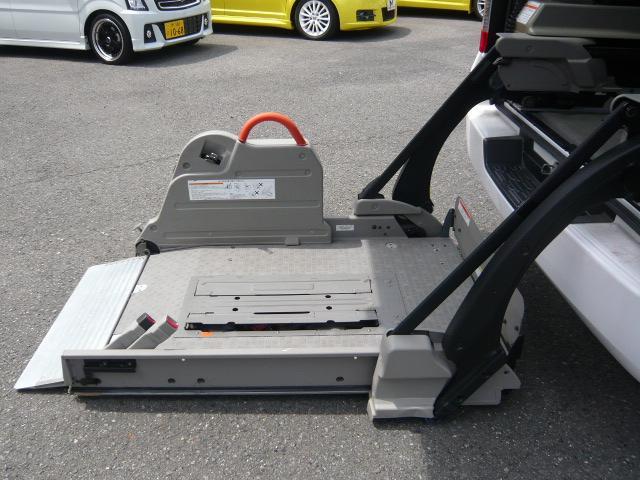 チェアキャブ 車いす移動車/電動スロープ/車いす2基固定装着/オートステップ/乗車定員10人/キーレス(19枚目)