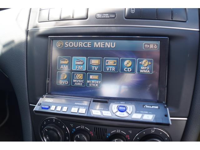 メルセデス・ベンツ M・ベンツ C200コンプレッサークーペエボリューション  HDDナビ