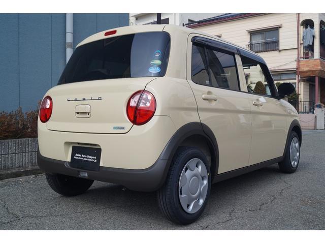スズキ アルトラパン L 8インチナビ 全方位モニター 新車未登録