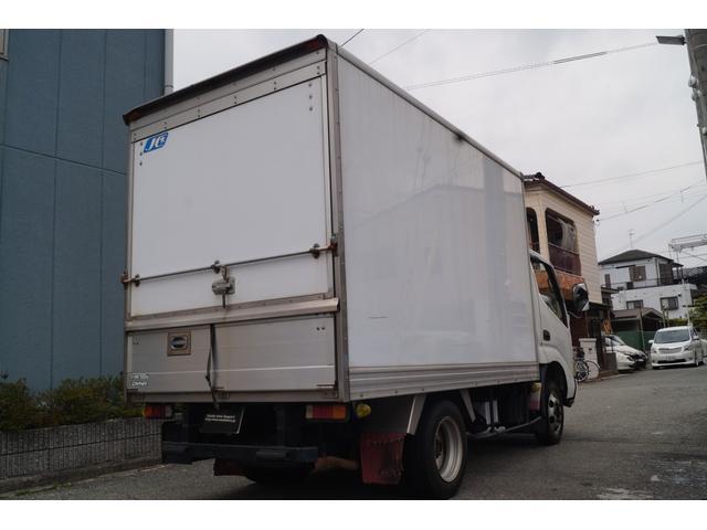 1.5トン アルミバン LPG車(6枚目)