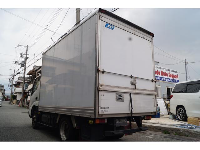 1.5トン アルミバン LPG車(8枚目)