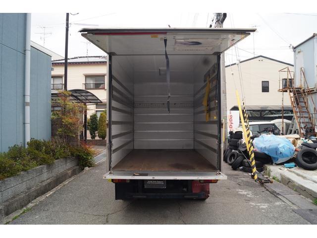 1.5トン アルミバン LPG車(9枚目)