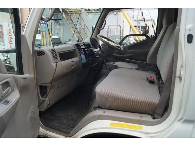 1.5トン アルミバン LPG車(12枚目)