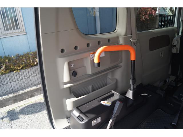 車いす移動車 分割式リヤシート付 レーダーブレーキサポート(16枚目)