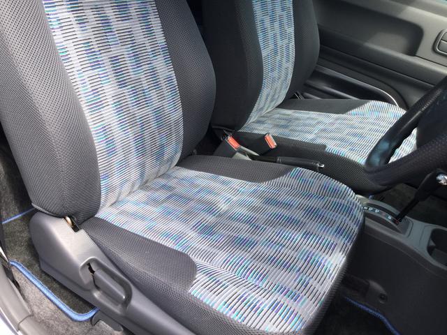 ホンダ Z ターボ 4WD 社外ステレオ