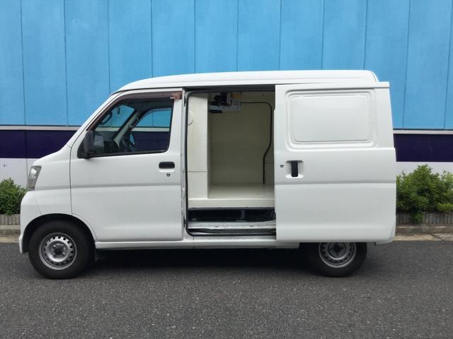 ダイハツ ハイゼットカーゴ 冷凍冷蔵車 ワンオーナー タイミングベルト交換済み