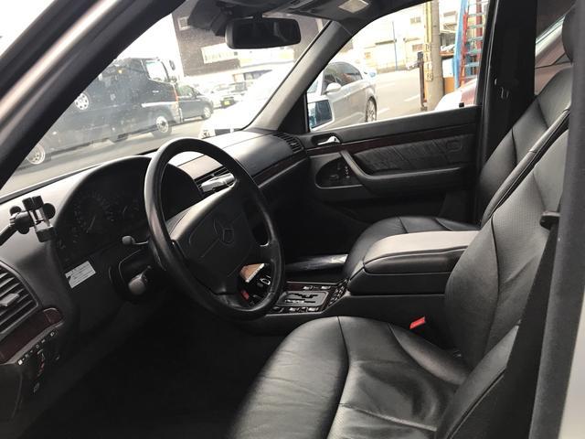 S500L アルパインナビ BRABUS20インチアルミ(9枚目)