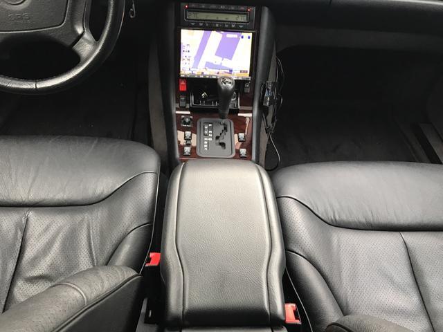S500L アルパインナビ BRABUS20インチアルミ(19枚目)