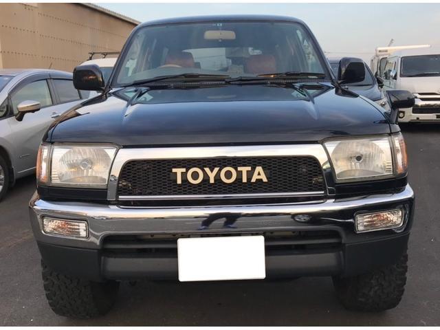 「トヨタ」「ハイラックスサーフ」「SUV・クロカン」「大阪府」の中古車2