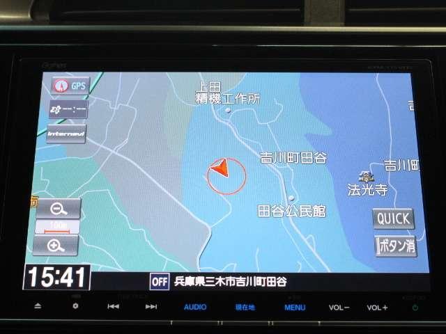 S ホンダセンシング 当社デモカー メモリーナビ リヤカメラ(3枚目)