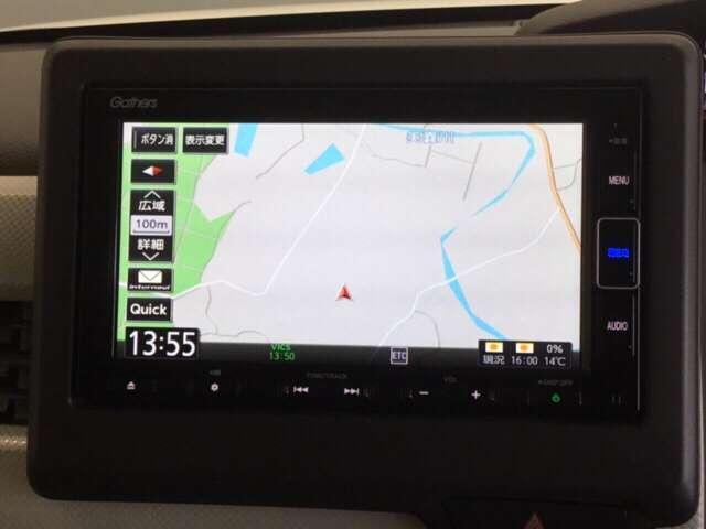 G・Lホンダセンシング 純正Gathers7インチナビ(VXM-204VFI) ナビ装着用スペシャルパッケージ  ETC車載器 運転席助手席シートヒーター リア左側パワースライドドア リアカメラ フルセグ 当社デモカー(3枚目)