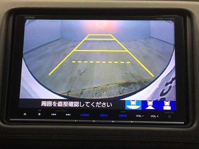 ハイブリッドX・ホンダセンシング 純正Gathers8インチナビ(VXM-175VFEI) ナビ装着用スペシャルパッケージ ETC LEDヘッドライト 16インチアルミホイール フォグライト リヤカメラ フルセグ ホンダセンシング(4枚目)