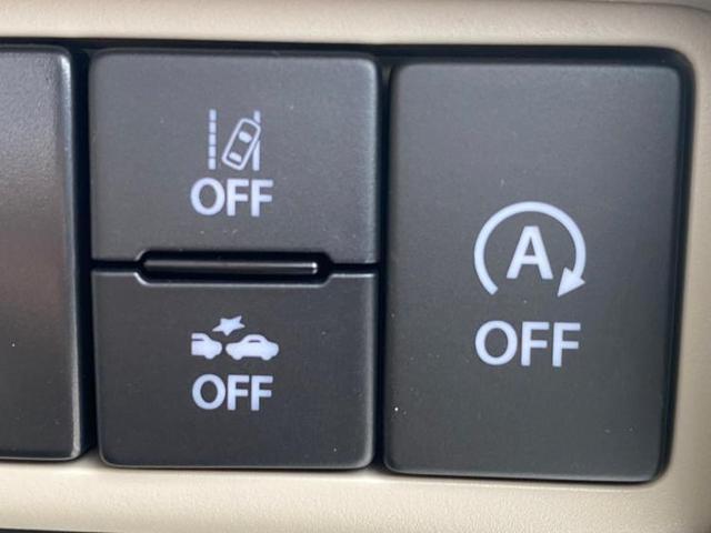 FX 衝突被害軽減ブレーキ/EBD付ABS/横滑り防止装置/アイドリングストップ/エアバッグ 運転席/エアバッグ 助手席/衝突安全ボディ/パワーウインドウ/エンジンスタートボタン/オートエアコン(13枚目)
