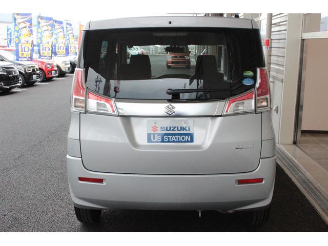 スズキ ソリオ G・パワースライドドア・シートヒーター・プッシュスタート付