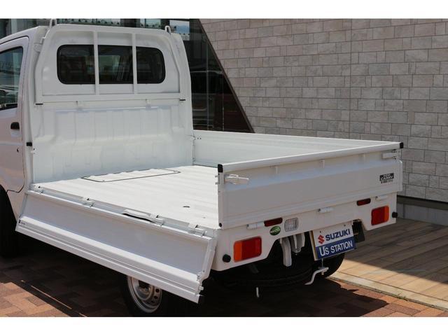 スズキ キャリイトラック KCエアコン・パワステ ABS 4WD