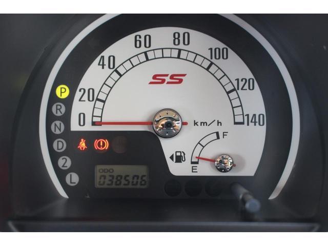 SS モモステアリング ターボ 電格ミラー ディスチャージヘッドランプ CD再生 LEDスモール球 走行距離38506km 低走行(20枚目)