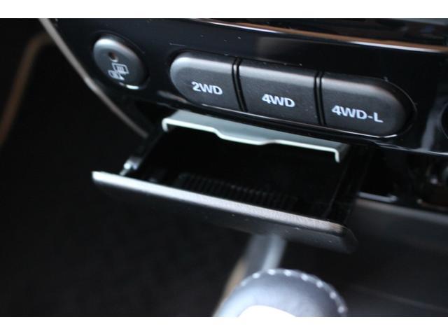 ランドベンチャー パートタイム4WD ターボ メモリーナビ Bluetooth フルセグTV CD再生 DVD再生 シートヒーター シートリフター 電格ミラー(22枚目)