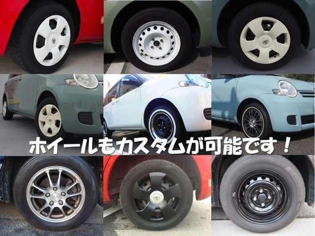 トヨタ シエンタ G パパママカーズオリジナルツートンカラー