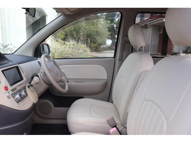 運転席、助手席もおしゃれにこだわりたいですよね。