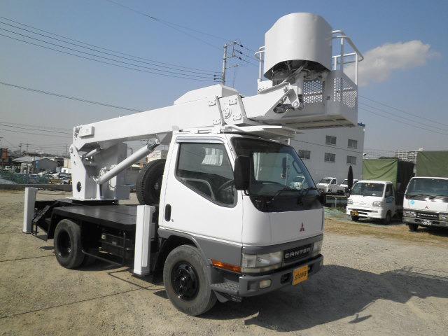 アイチ製12M高床作業車(2枚目)