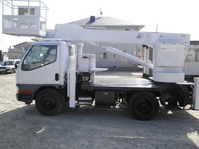 アイチ製12M高床作業車(5枚目)