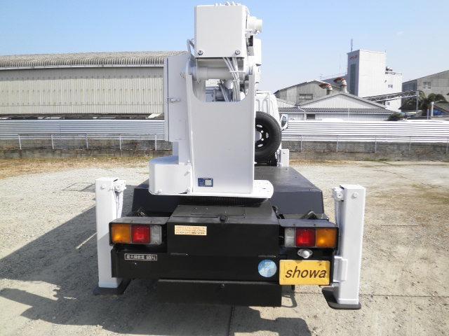 アイチ製12M高床作業車(7枚目)