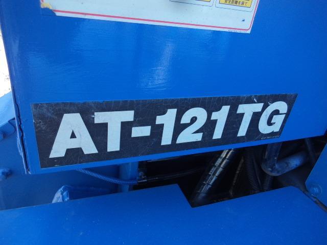 いすゞ エルフトラック タダノAT121TG12M高所作業車