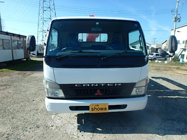 ユニック製URV260-3段クレー付きトラック(2枚目)