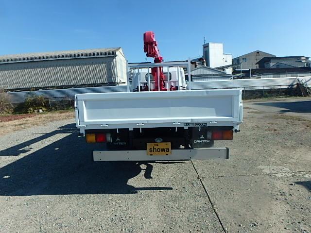 ユニック製URV260-3段クレー付きトラック(6枚目)