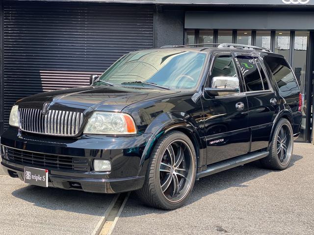 「リンカーン」「リンカーンナビゲーター」「SUV・クロカン」「京都府」の中古車2