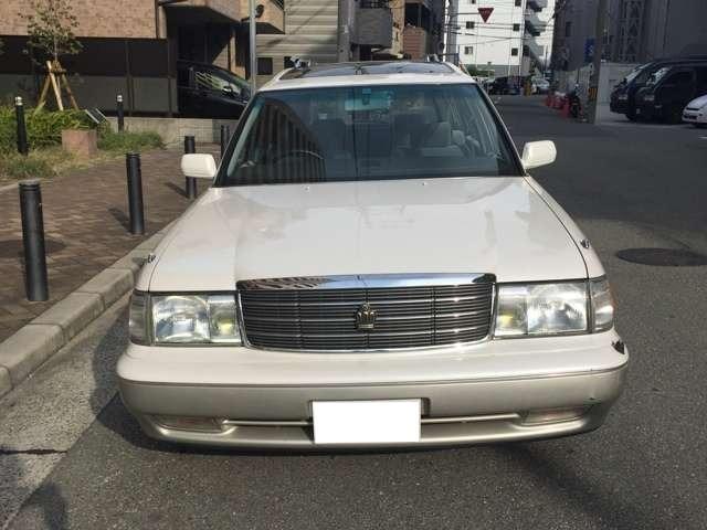 「トヨタ」「クラウンステーションワゴン」「ステーションワゴン」「大阪府」の中古車2
