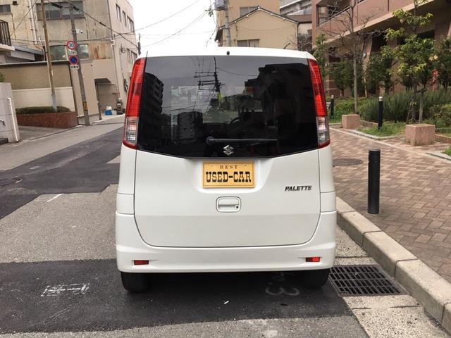 「スズキ」「パレット」「コンパクトカー」「大阪府」の中古車8
