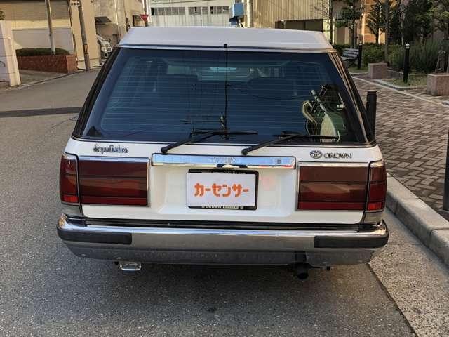 「トヨタ」「クラウンステーションワゴン」「ステーションワゴン」「大阪府」の中古車5