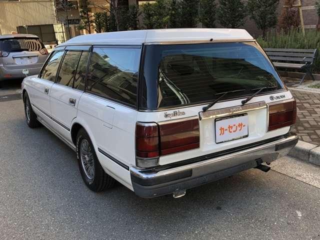 「トヨタ」「クラウンステーションワゴン」「ステーションワゴン」「大阪府」の中古車6