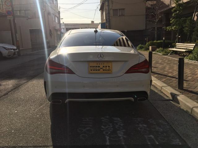 「メルセデスベンツ」「CLAクラス」「セダン」「大阪府」の中古車3