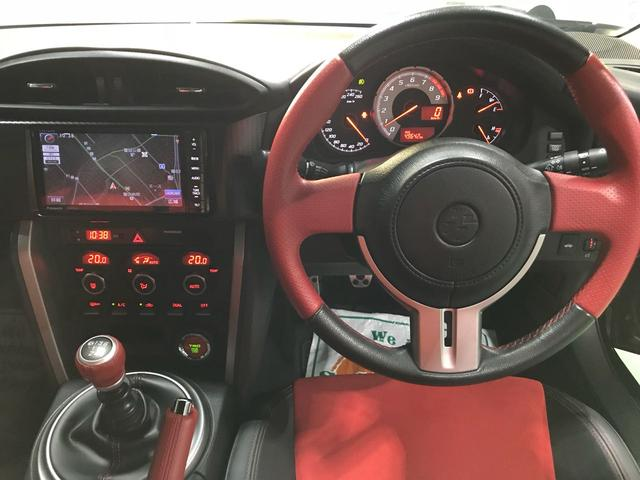 GTリミテッド 6MT 社外マフラー  車高調 追加メーター(3枚目)