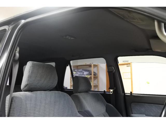 トヨタ ハイラックスサーフ SSR-X ワイド 社外17AW リフトアップ