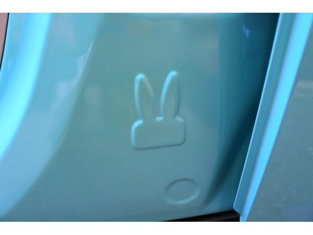 ☆いろんなところに可愛いウサギのシルエット!探してみてください?カワ(・∀・)イイ!!