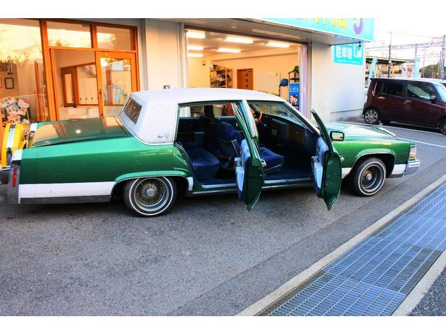 「キャデラック」「キャデラック フリートウッド」「セダン」「兵庫県」の中古車4