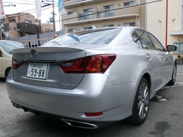 「レクサス」「GS」「セダン」「兵庫県」の中古車7