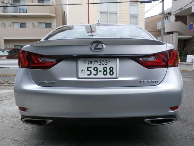 「レクサス」「GS」「セダン」「兵庫県」の中古車9