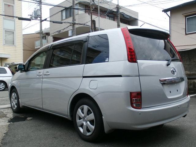 「トヨタ」「アイシス」「ミニバン・ワンボックス」「兵庫県」の中古車3
