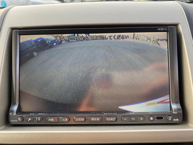 バックカメラ搭載☆モニターで後方を確認しながら駐車できるので安心・安全です♪