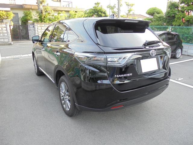 トヨタ ハリアー プレミアム モデリスタ 純正9インチナビ SR ETC