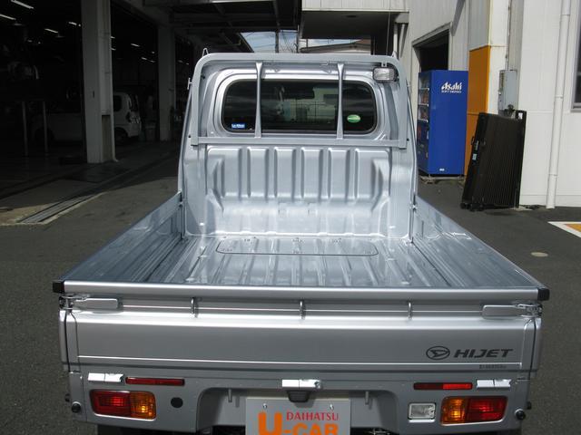 エクストラSA3t 4WD フォグランプ 荷台作業灯(8枚目)