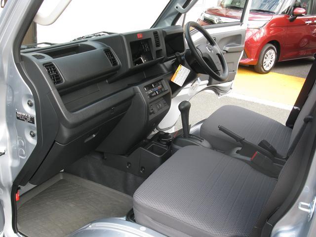エクストラSA3t 4WD フォグランプ 荷台作業灯(12枚目)