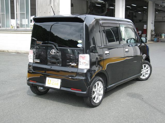 「トヨタ」「ピクシススペース」「コンパクトカー」「京都府」の中古車8