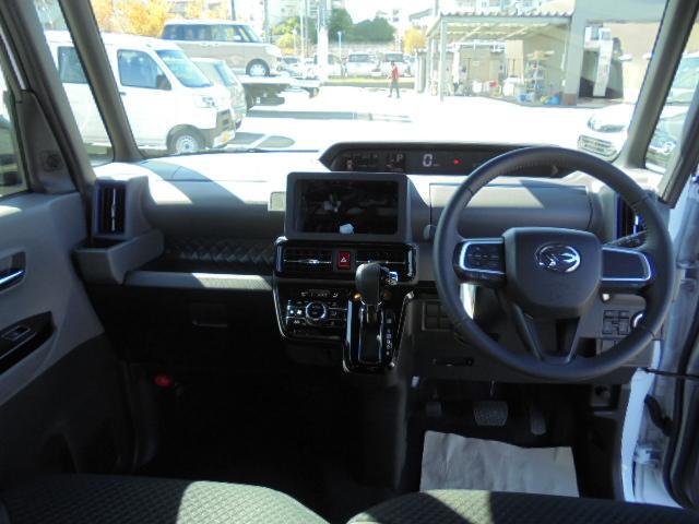 全車、法令12ヶ月点検相当の点検を実施してからのお渡しになります。安心してお乗りいただけます。