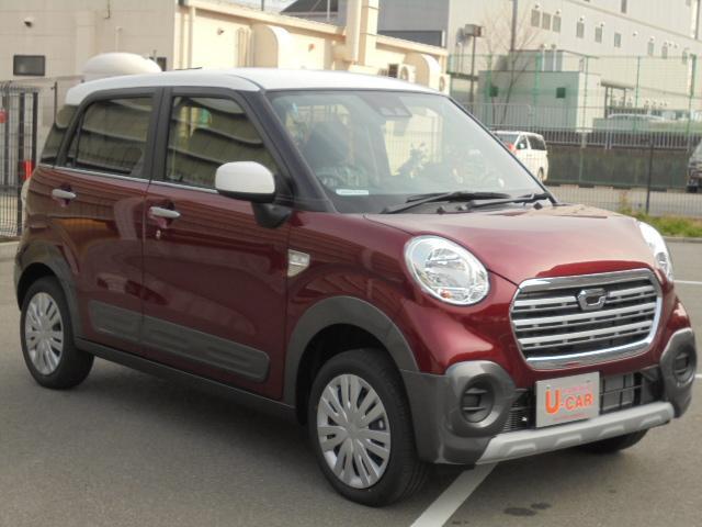 アクティバX SAIII 走行4キロ 平成30年8月登録車(3枚目)